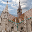 Fishermen's Bastion in Budapest — Stock Photo #11010114
