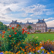 Stock Photo: Luxembourg Palace