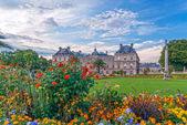 Luxembourg Palace — Stock Photo