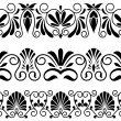 Stock Vector: Floral ornaments and embellishments