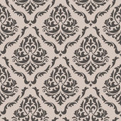 Seamless background in victorian style — Vector de stock