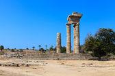 Acropolis of Rhodes — Stock Photo