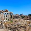 Roman forum ruins — Stock Photo #11954120