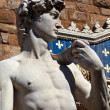 Statue of David — Stock Photo