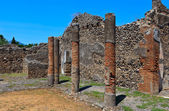 Ruins of ancient city Pompeii — Zdjęcie stockowe