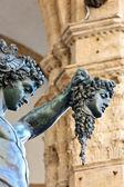 Statue of perseus — Stock Photo