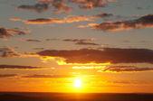 Australian Sunset — Stock Photo