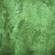 Green Grungy Cement Surface — Stock Photo