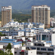 Buildings in Sanya, Hainan — Stock Photo