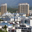 Stock Photo: Buildings in Sanya, Hainan