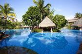Resort in Sanya,Hainan — Stock Photo