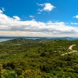 Beautiful nature landscape view from St. Michael Fortress - Photo