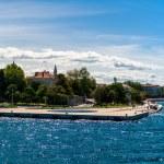View of the Greeting to the Sun, Zadar, Croatia — Stock Photo #11081279
