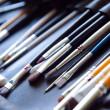 Professional makeup brushes — Stock Photo #11766175