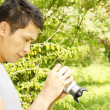 Cameraman — Stock Photo