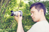 Photographer — Stockfoto