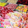Group of various candies — Stock Photo #11160760