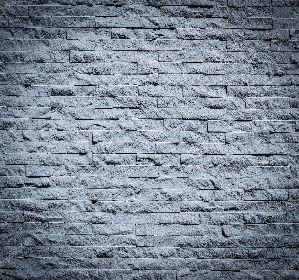 Mattoni pietre moderne parete perfetta per sfondo sfondo- — Foto ...