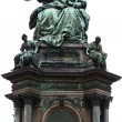 Maria Theresa Monument in Vienna Austria — Stock Photo