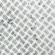 Seamless steel diamond plate background — Stock Photo