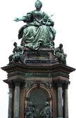 Maria Theresa Monument in Vienna Austria — Stock Photo