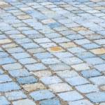 Cobblestone texture — Stock Photo