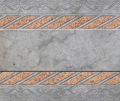 Stone tablet background — Stock Photo