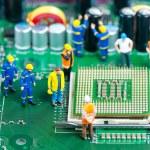 CPU Repair — Stock Photo #10737710
