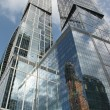 Stock Photo: Moscow-City business center, Russia