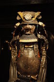 Ancient samurai armour — Stock Photo