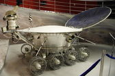 Lunar rover in the museum — Stock Photo