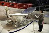 Nel museo di astronautica — Foto Stock