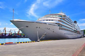 Cruise liner — Foto Stock
