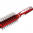Red comb - Stock Photo