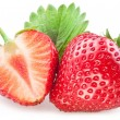 Stock Photo: Appetizing strawberry.