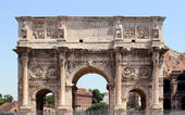 The Arch of Constantine — Stockfoto