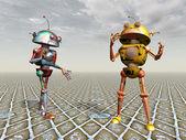 De robots — Stockfoto