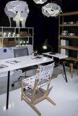 Stylish working place — Stock Photo