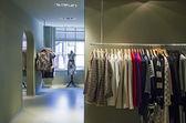 Innenseite der boutique — Stockfoto