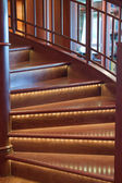 Stair Lights — Stock Photo