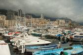 Stormy Monte-Carlo — Stock Photo