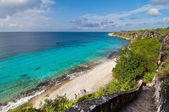 A landmark location on Bonaire, Caribbean. — Stock Photo