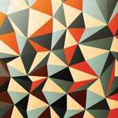 Diamond shaped pattern. Abstract, vector, EPS10 — Vettoriale Stock