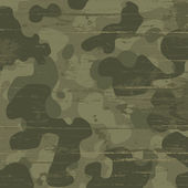 Camouflage military background. Vector illustration, EPS10 — Vector de stock