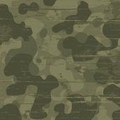 Tarnung militärischen hintergrund. vektor-illustration, eps10 — Stockvektor