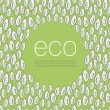 Royalty-Free Stock Vector Image: Ecology poster design background. Vector illustration, EPS10