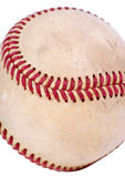 Ball for baseball — Stock Photo
