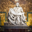 Michelangelo's Pieta — Stock Photo