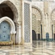 Detail of HassII Mosque in Casablanca, Morocco — Stock Photo #11660722