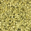 Raw Sprouted Pumpkin Seeds - Stock Photo